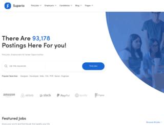gymrecruit.com screenshot
