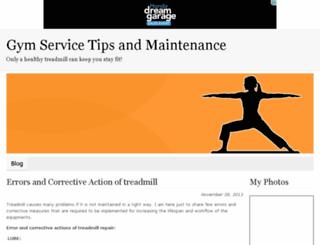 gymservicestips.bravesites.com screenshot