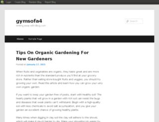 gymsofa4.blog.com screenshot