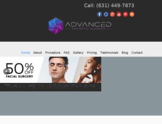 gynecomastianewyork.net screenshot