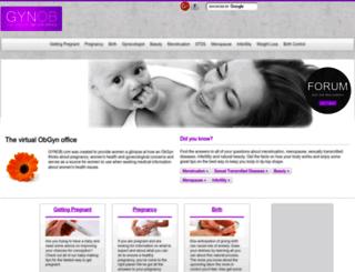 gynob.com screenshot