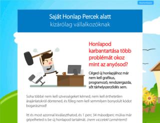 gyongytyuktanya.shp.hu screenshot