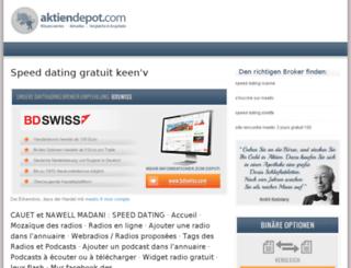 speed dating cupido
