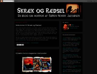 gyserblog.blogspot.dk screenshot