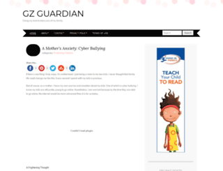 gzguardian.com screenshot
