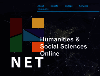 h-net.org screenshot