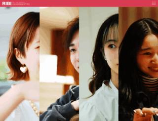 h-ribi.ac.jp screenshot
