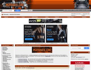 h2fanatic.com screenshot