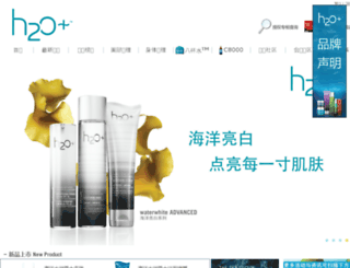 h2oplus.com.cn screenshot