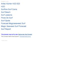 h2osurfadventure.com screenshot