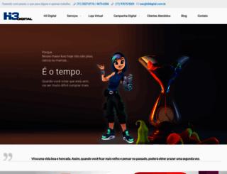 h3b2b.com.br screenshot