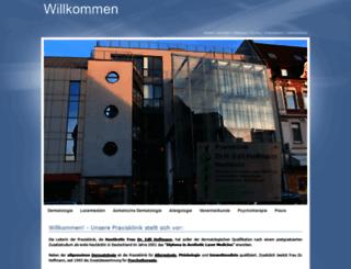 ha-hoffmann.cms2web.com screenshot