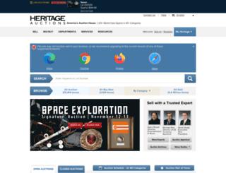 ha.com screenshot
