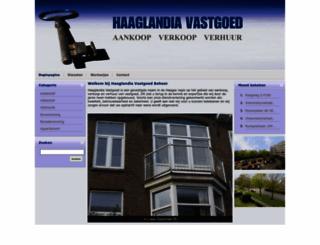 haaglandiavastgoed.nl screenshot