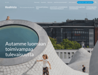 haahtela.fi screenshot