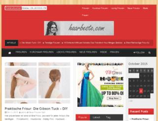 haarbeste.com screenshot