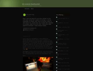 haarbueschel.wordpress.com screenshot