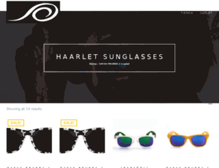 haarlet.com screenshot