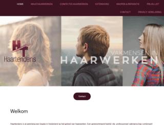 haartendens.nl screenshot
