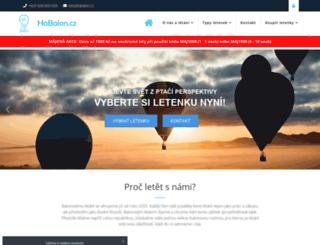 habalon.cz screenshot
