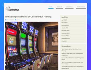 habarisearch.com screenshot