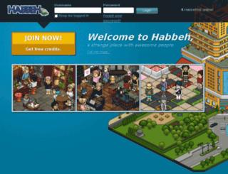 habbeh.net screenshot