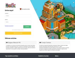 habblive.com screenshot