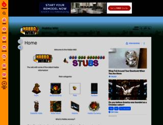 habbo.wikia.com screenshot