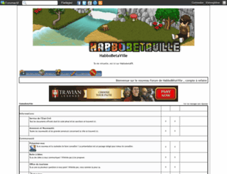 habbobetaville.bbfr.net screenshot