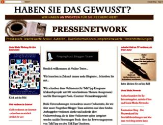 haben-sie-das-gewusst.blogspot.com screenshot