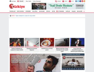 haber.tg.com.tr screenshot