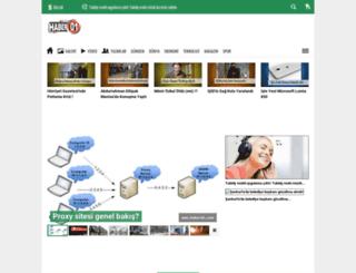 haber01.com screenshot