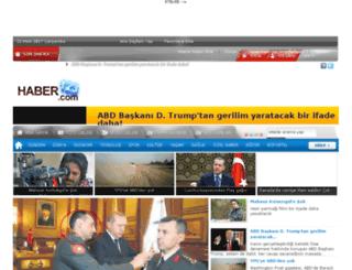 haber123.com screenshot