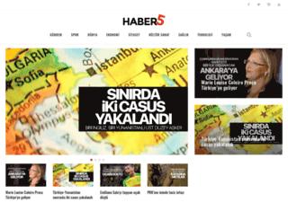 haber5.com screenshot
