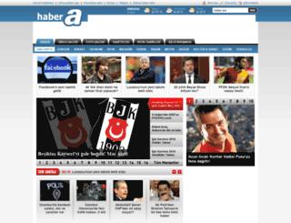 habera.com screenshot