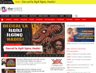 haberaksami.com screenshot