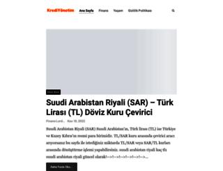 haberarasi.com screenshot