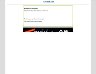 haberati.com screenshot