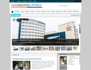 haberbursa.net screenshot