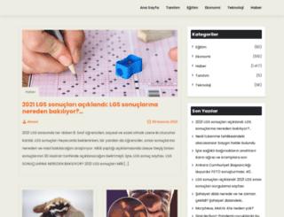 haberdizi.com screenshot