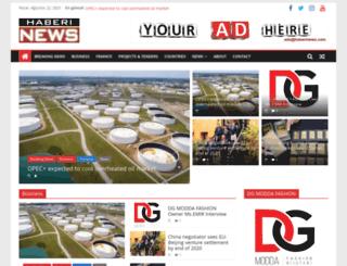 haberinews.com screenshot