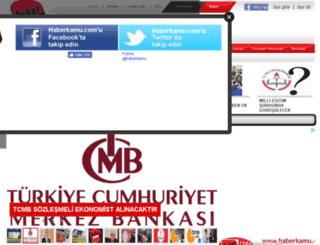 haberkamu.com screenshot