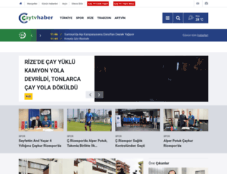 haberkaradeniz.net screenshot