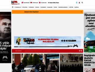 haberlermersin.com screenshot