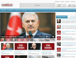 haberlim.com screenshot