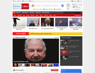 haberlisan.net screenshot