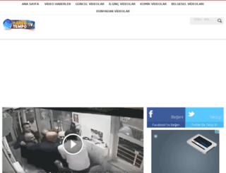 habertempo.tv screenshot