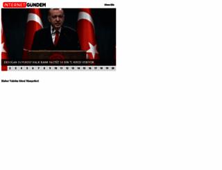 habervaktim.com.tr screenshot