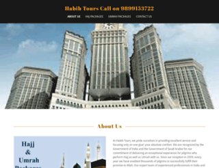 habibtour.com screenshot