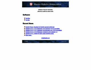 habilis.net screenshot